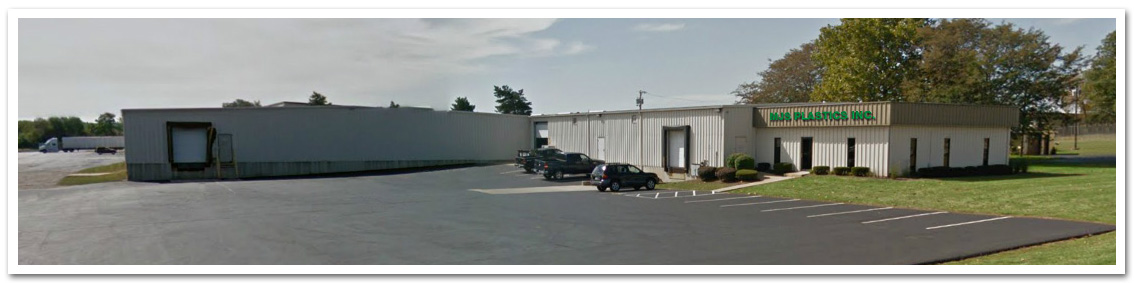 MJS Plastics - Post Industrial Plastic Recycling Facility